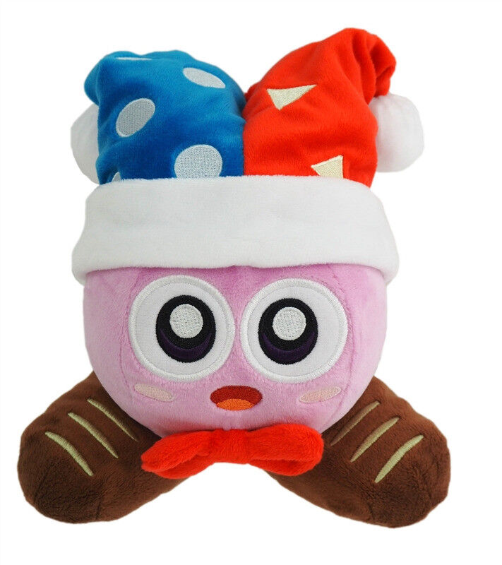 "REA Little Buddy Kirby Adventure All Star Collection 1631 Marx 8"" Stuffed Plush"