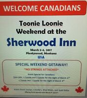 Toonie Loonie Weekend
