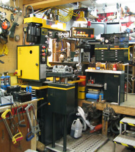 milling machine / Lathe / Drilling machine (everything included!