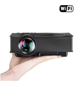 Portable WiFi Projector, Hizek 1200