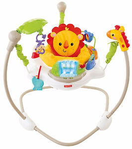 Fisher-Price Jumperoo, Rainforest Friends 80