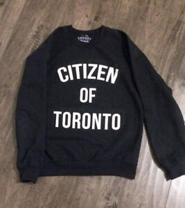 Citizen of Toronto Crew Neck Sweatshirt