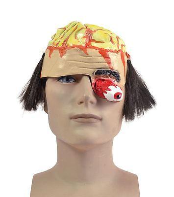 Gehirn Headpeice W / Gory Ösen Halloween Maske, Kostüm, - Gehirn Maske Kostüm