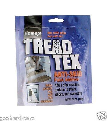 Homax Tread Tex Anti-Skid Paint Additive Non Flammable -