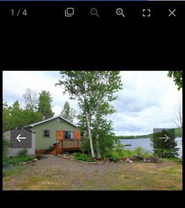 Beautiful Waterfront Cottage in Whycocomagh, Cape Breton