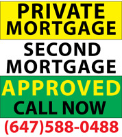⭐Private Mortgage — Private Lender  ✅ ⭐️2ND / SECOND MORTGAGE ⭐️