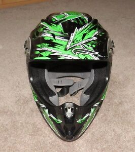 Snowmobile Helmet - Absolutely Like New - Adult Small  $125