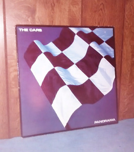The Cars Record - Panorama