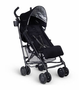 Uppababy G Luxe Stroller - Black