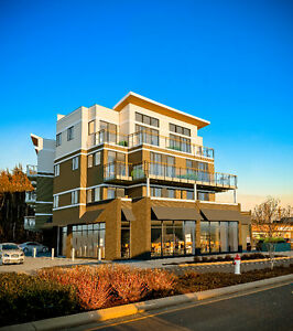 Q West #208 2bed/2bath Luxury Condo Living in Brentwood Bay