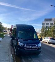 Charter Tour Bus Service