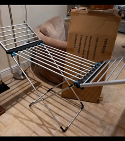 Heated airer only £25 each. CLOSING DOWN SALE. Furniture Superstore Cl