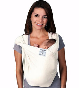 *BRAND NEW* Baby K'tan Organic Baby Carrier, Natural, X-Small