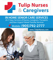 Personal Support worker in Hamilton