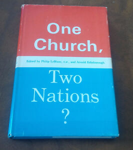 One Church, Two Nations?  1968 Kitchener / Waterloo Kitchener Area image 1