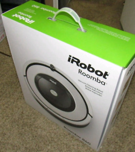 Irobot 860 Refurbished with 90 days warranty