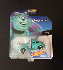Hot Wheels - Monsters Inc - Sulley