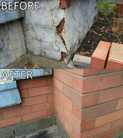 Chimney repairs, All masonry jobs