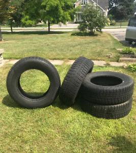 4 Michelin Snow Tires (Good Used condition)