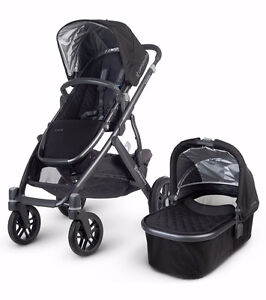 Uppababy Vista 2015 Stroller double BRAND NEW