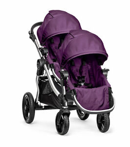 BNIB (new) Baby Jogger City Select Stroller + second seat