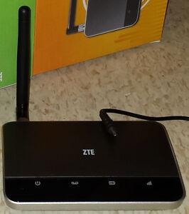 ZTE WF720 Fido Wireless Home Phone device, perfect condition!