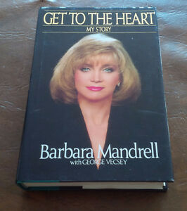 Book: Gift To The Heart, My Story, Barbara Mandrell, 1990 Kitchener / Waterloo Kitchener Area image 1