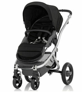 Britax Affinity Stroller with Britax B-safe infant car seat