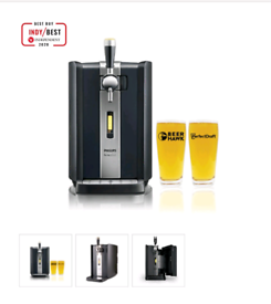 Perfect Draft Beer Machine With Extra Glasses