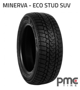 SUV winter tires on rims for sale only used for 6 months