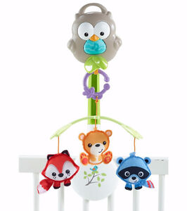 Selling Fisher Price Woodland Friends 3-in-1 Musical Mobile