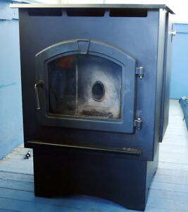 Pellet Stove (PH35PS) for 1750sq ft