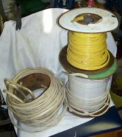 3 part Spools 14/2 and 16/2 Wire $25.00