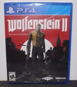 Wolfenstein 2 PS4  Trade or Sale