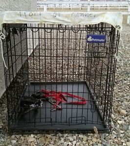 Petmate - Large wire dog kennel