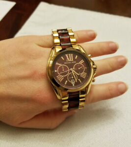 Authentic MICHAEL KORS Womens Rose Gold Watch