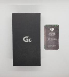 LG G3 / LG G6 / LG X POWER, METALLIC BLACK / ASTRO BLACK (32GB)