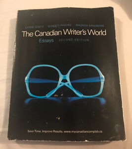 Canadian Writers World