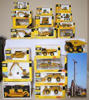 CAT Diecast Model Collection