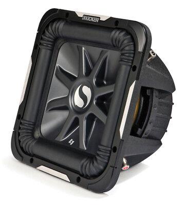 L7 Sub - Kicker Refurbished 11S12L7D4 Car Audio Solobaric 12
