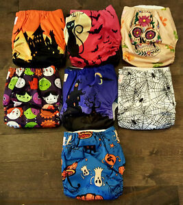 Halloween Cloth Diapers