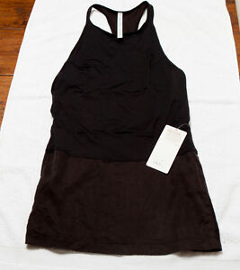 Lululemon Blissed Out Dress - NEW TAGS STILL ON!
