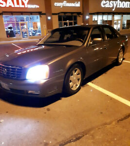 2003 Cadillac DTS 600 firm delivery available