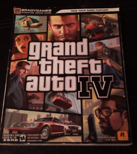 Grand Theft Auto IV Game Guide - Covers Playstation 3 & Xbox 360