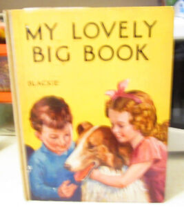 Blackie My Lovely Big Book 1936