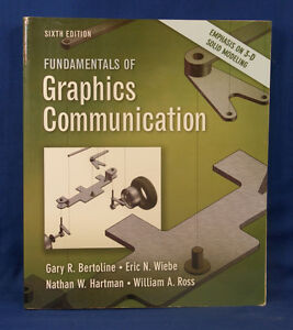 FUNDAMENTALS OF GRAPHICS COMMUNICATION ☆ 6TH SIXTH EDITION