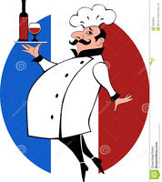 Experienced Chef - French Cuisine