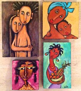 Art. Collection. Oeuvres d'art originales de petits formats