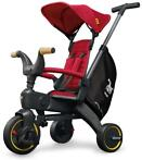 Doona Liki Trike S5 Deluxe Flame Red Opvouwbare Driewiele...