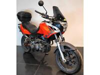 2006 06 APRILIA PEGASO STRADA 650 SUPERMOTO PROJECT TRADE SALE NEW SHAPE 28K